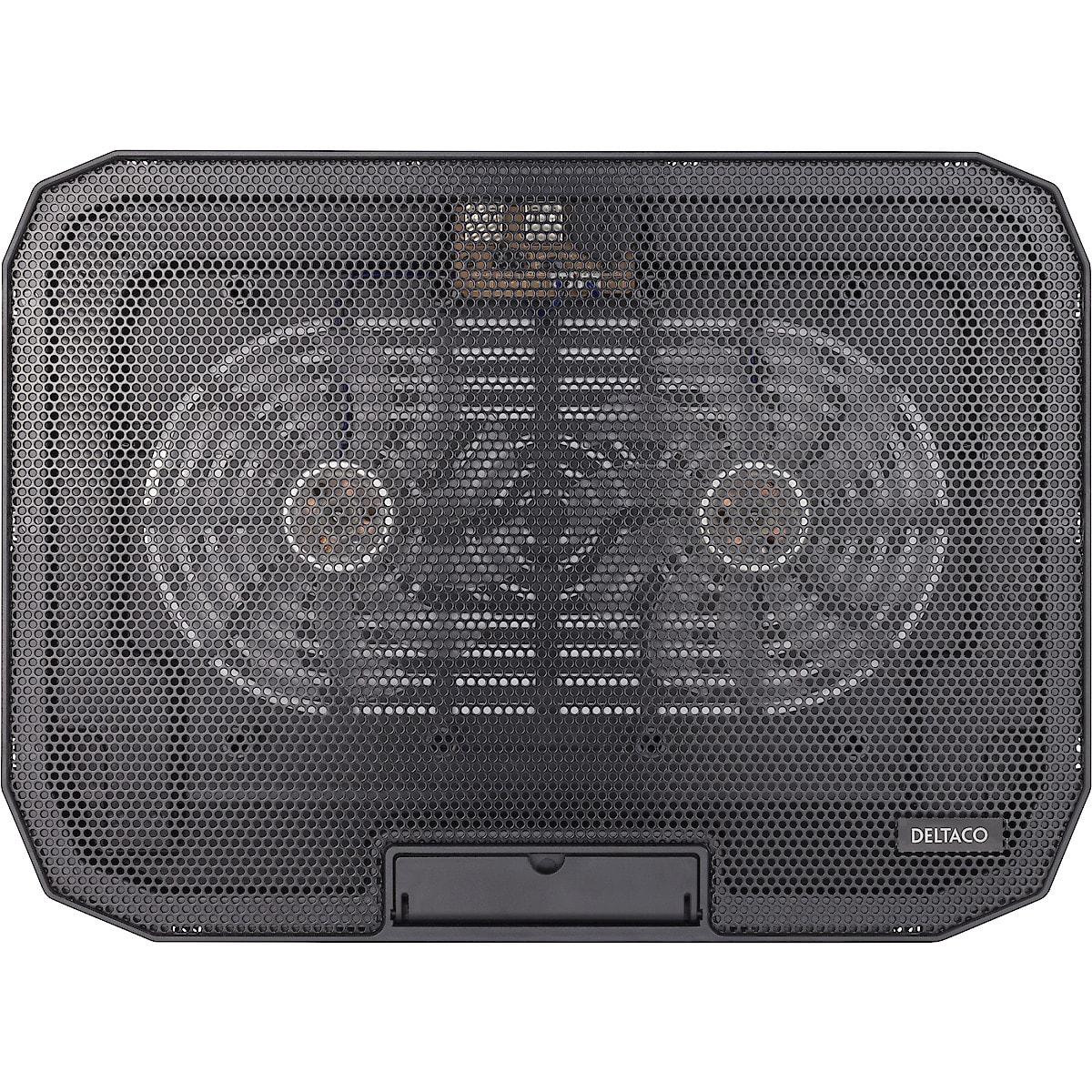 Jäähdytysalusta kannettavalle tietokoneelle Deltaco LTC-100