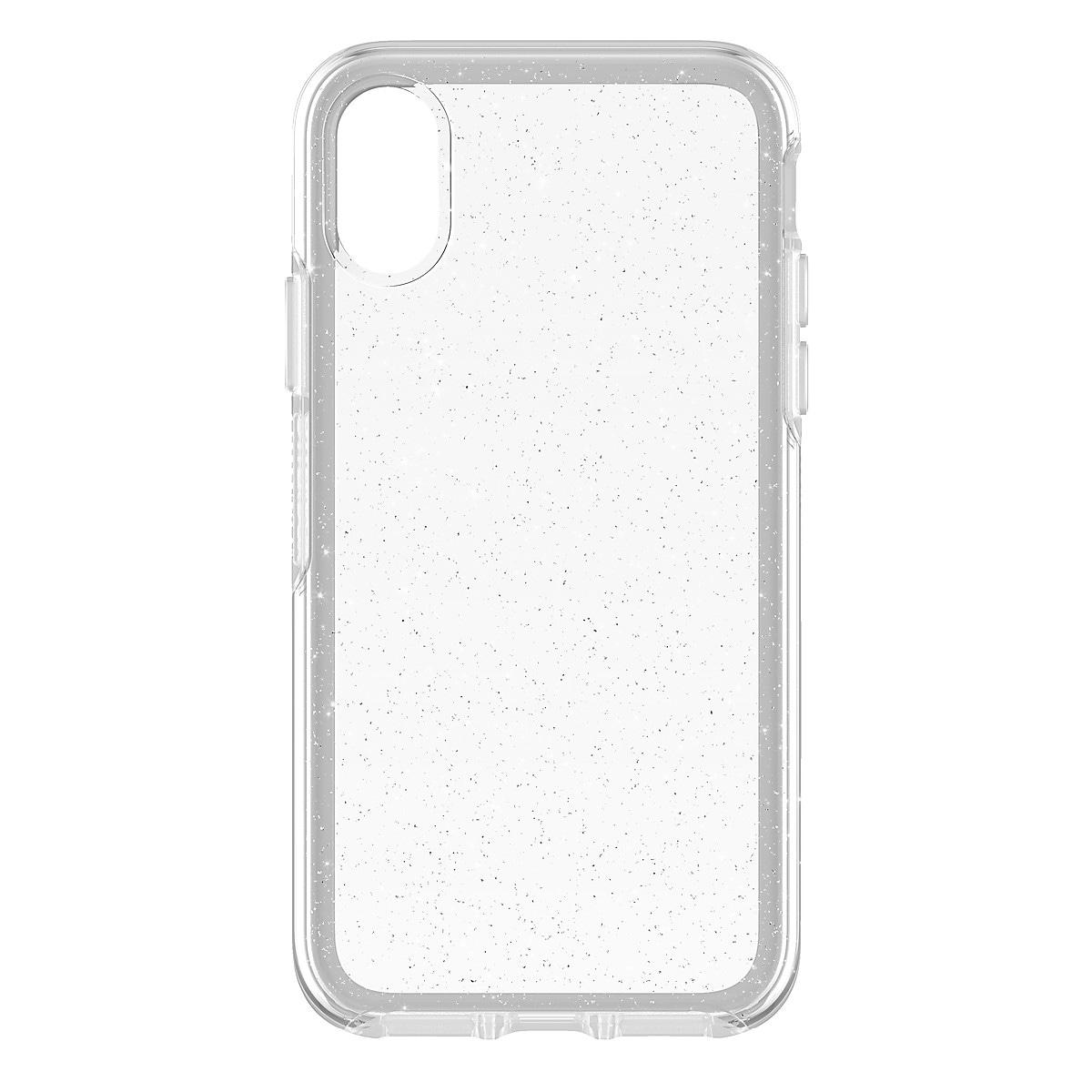 Skyddsskal för iPhone X/XS Otterbox Symmetry Clear
