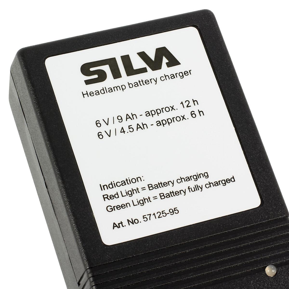 Ladegerät Silva 6 V 57125-95