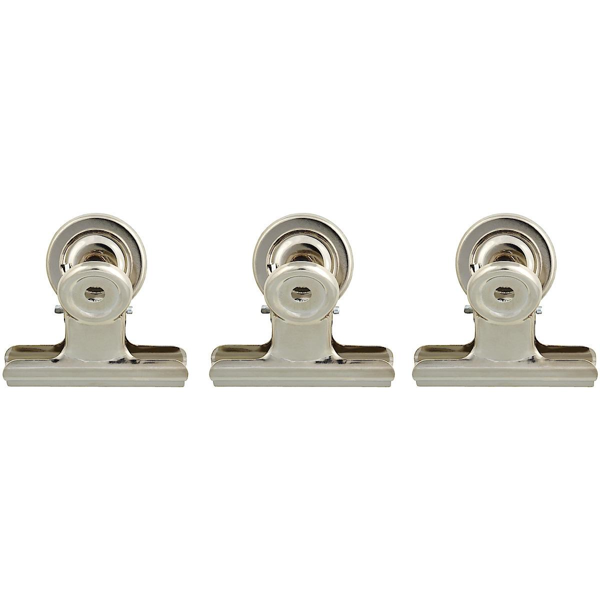 Magnetklämma 3-pack