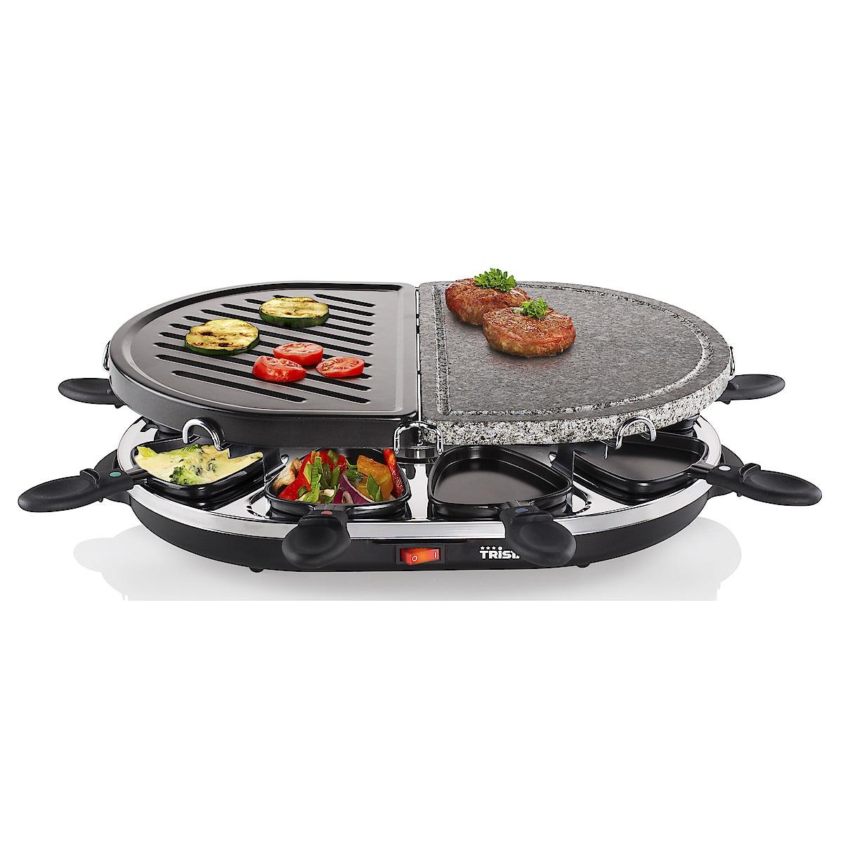 Raclette & stengrill Tristar RA-2946