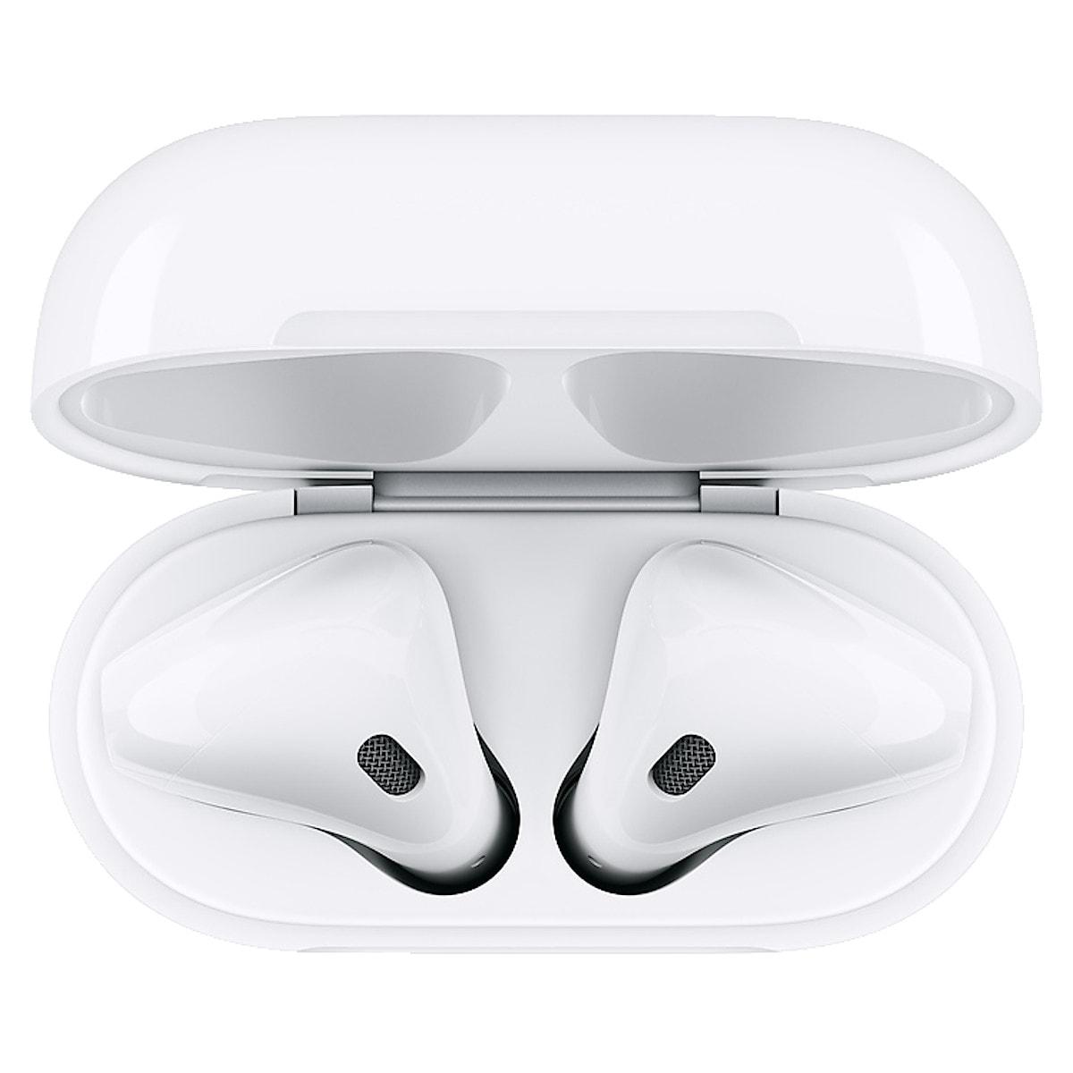Apple AirPods 2 -kuulokkeet ja langaton latauskotelo