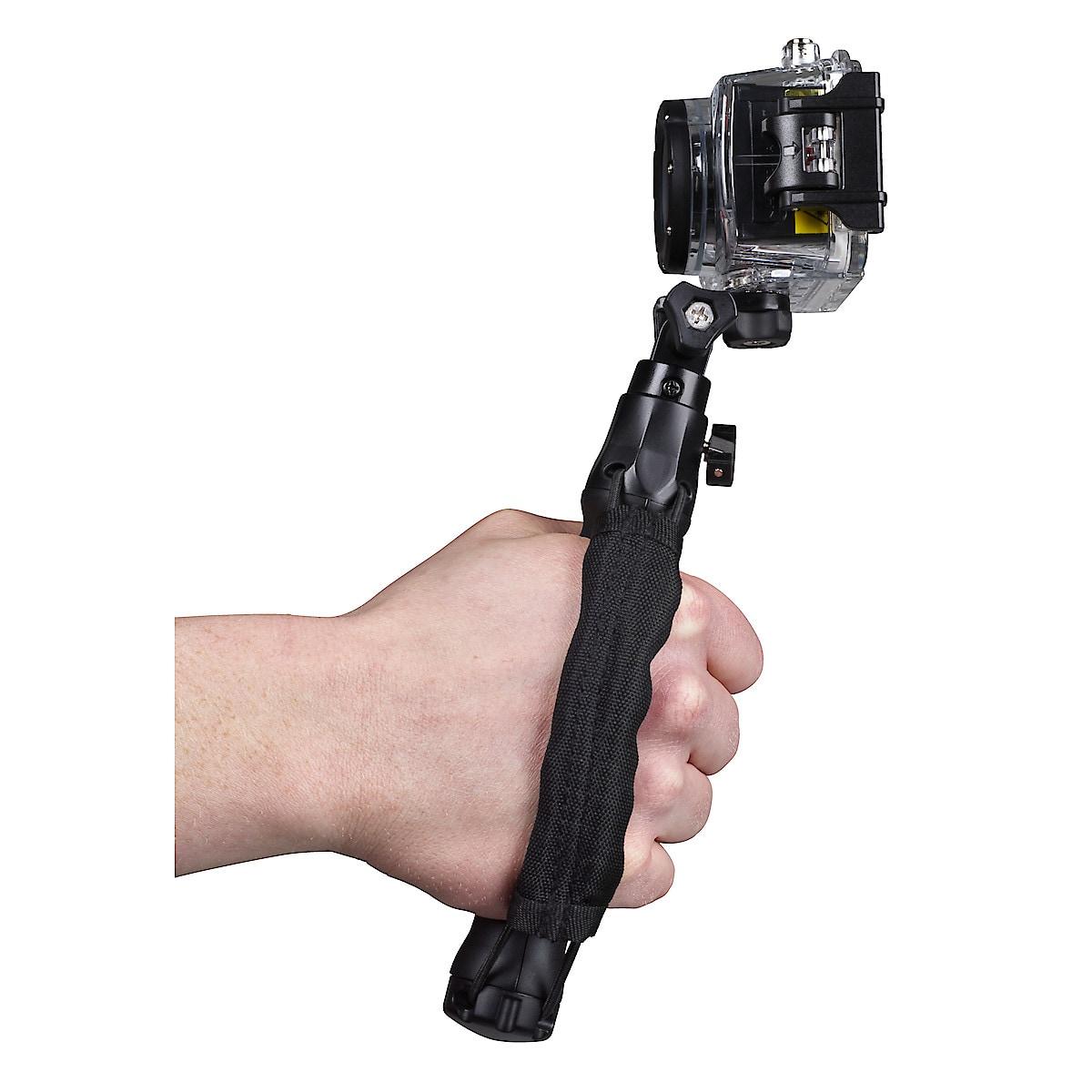 Handhållet stativ för actionkamera AEE