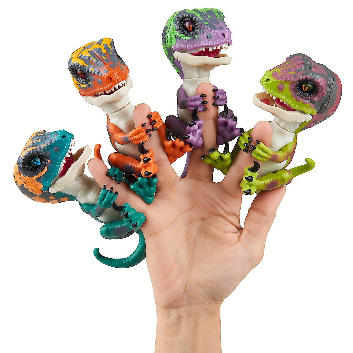 Fingerlings Dinosaurie Untamed