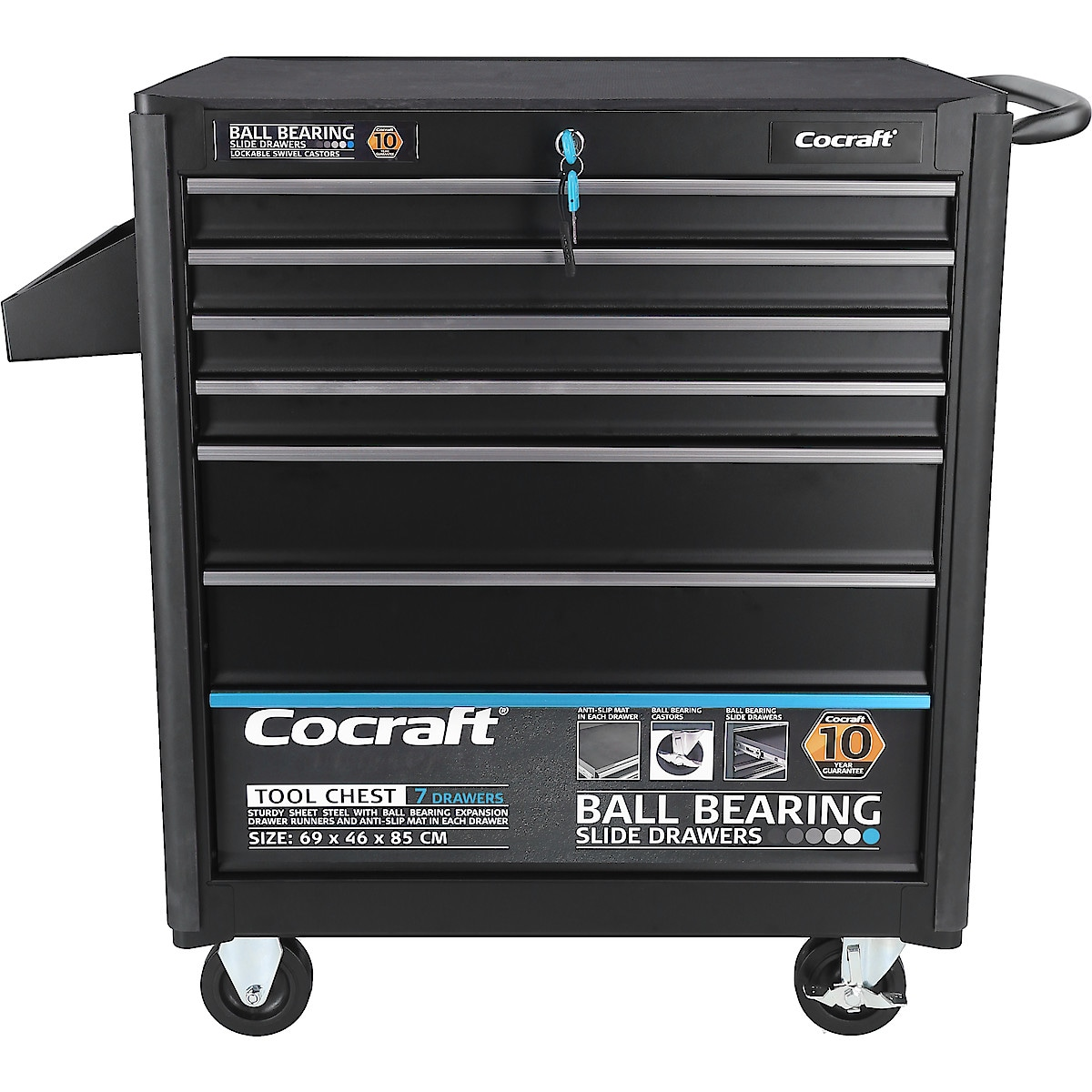 Cocraft Tool Cabinet