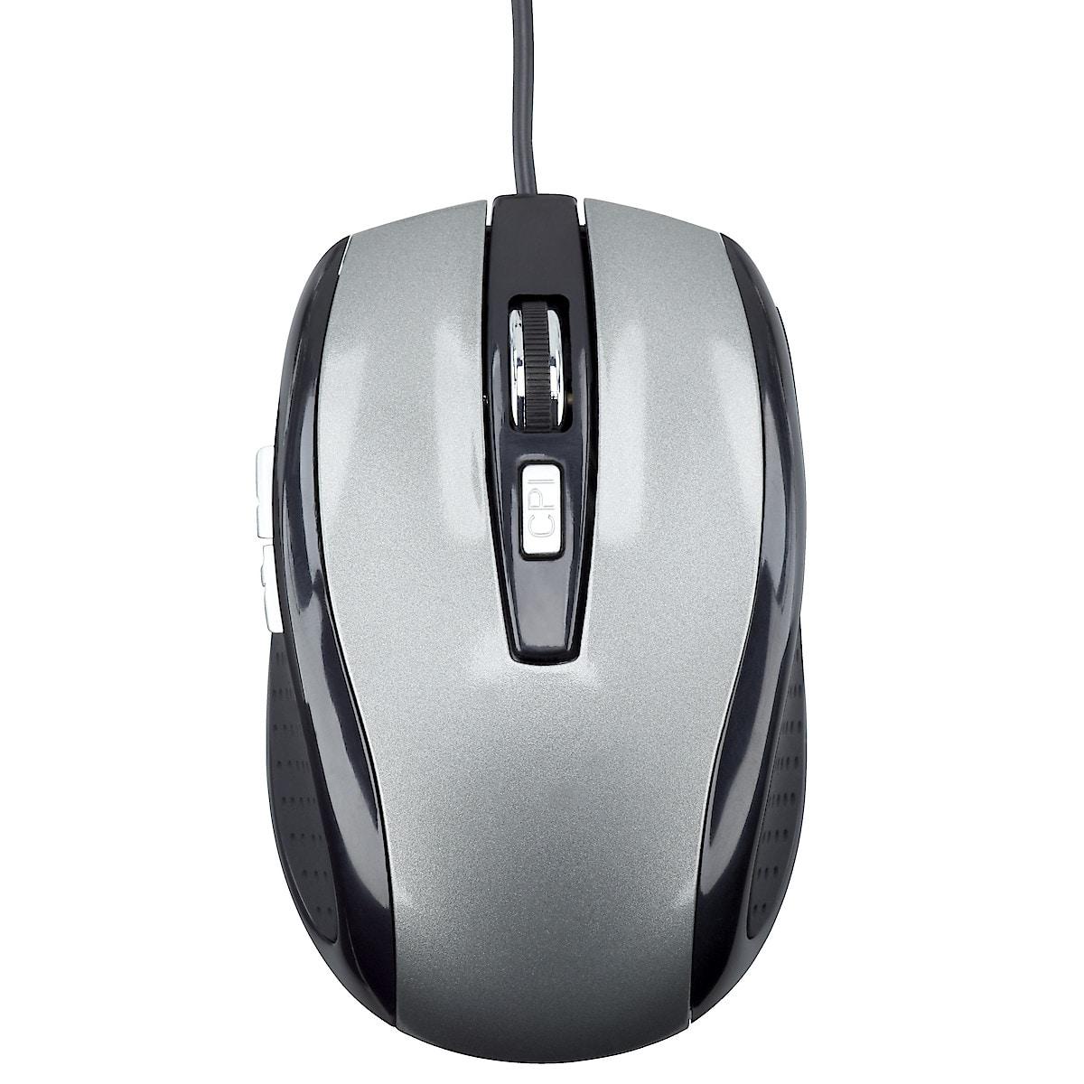 Optisk mus
