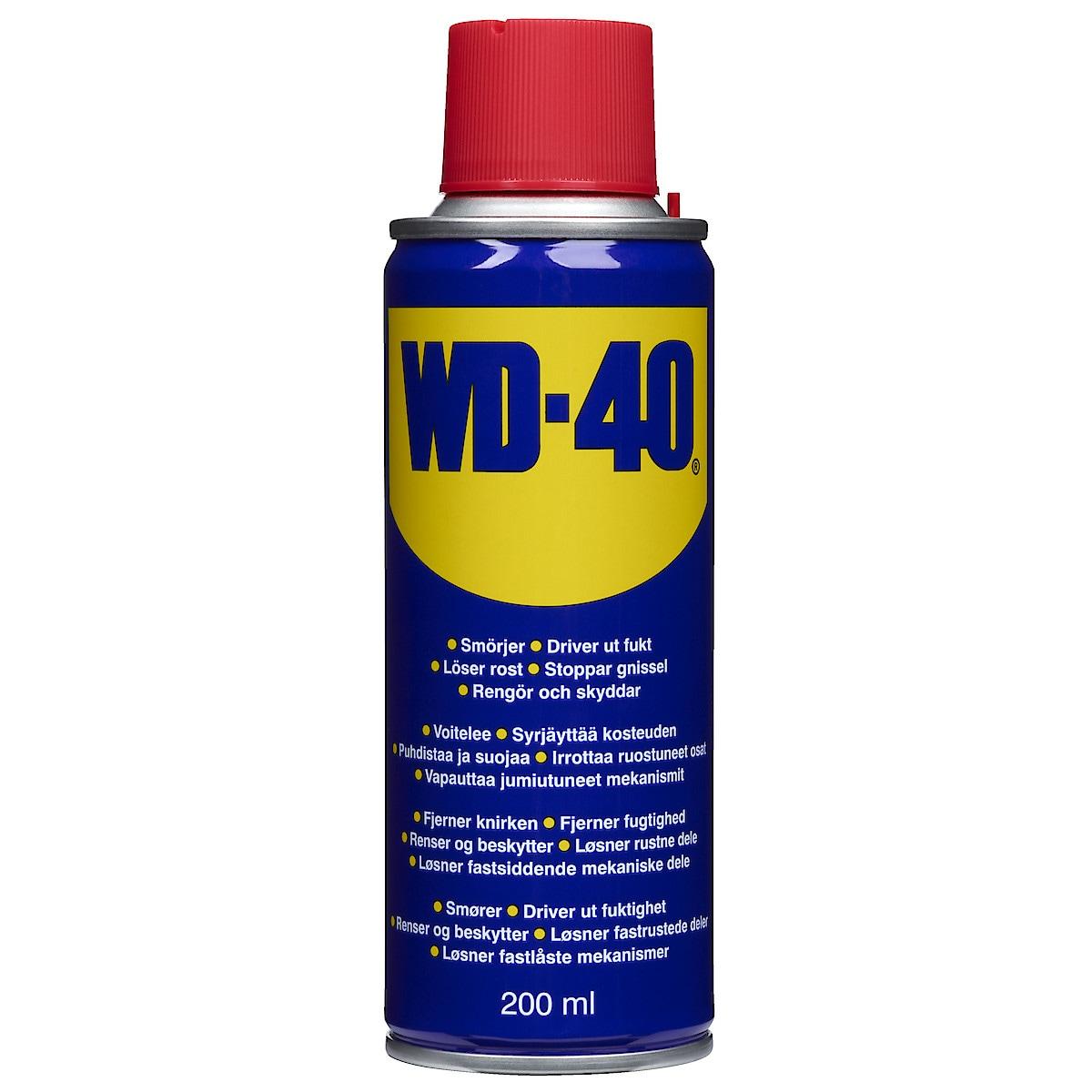 Rostolja WD-40, 200 ml