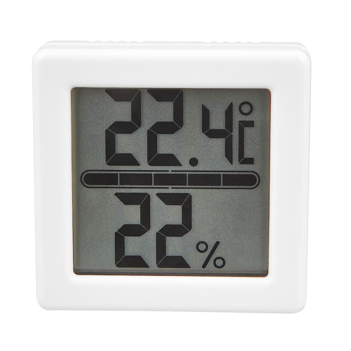 Innendørstermometer/hygrometer