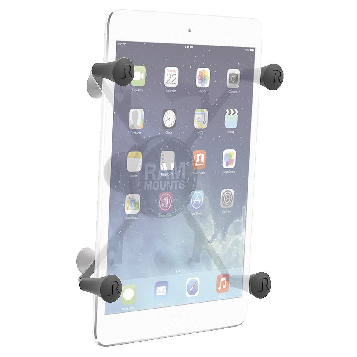 "Tablettipidike 7–8"" Ram Mounts X-grip"