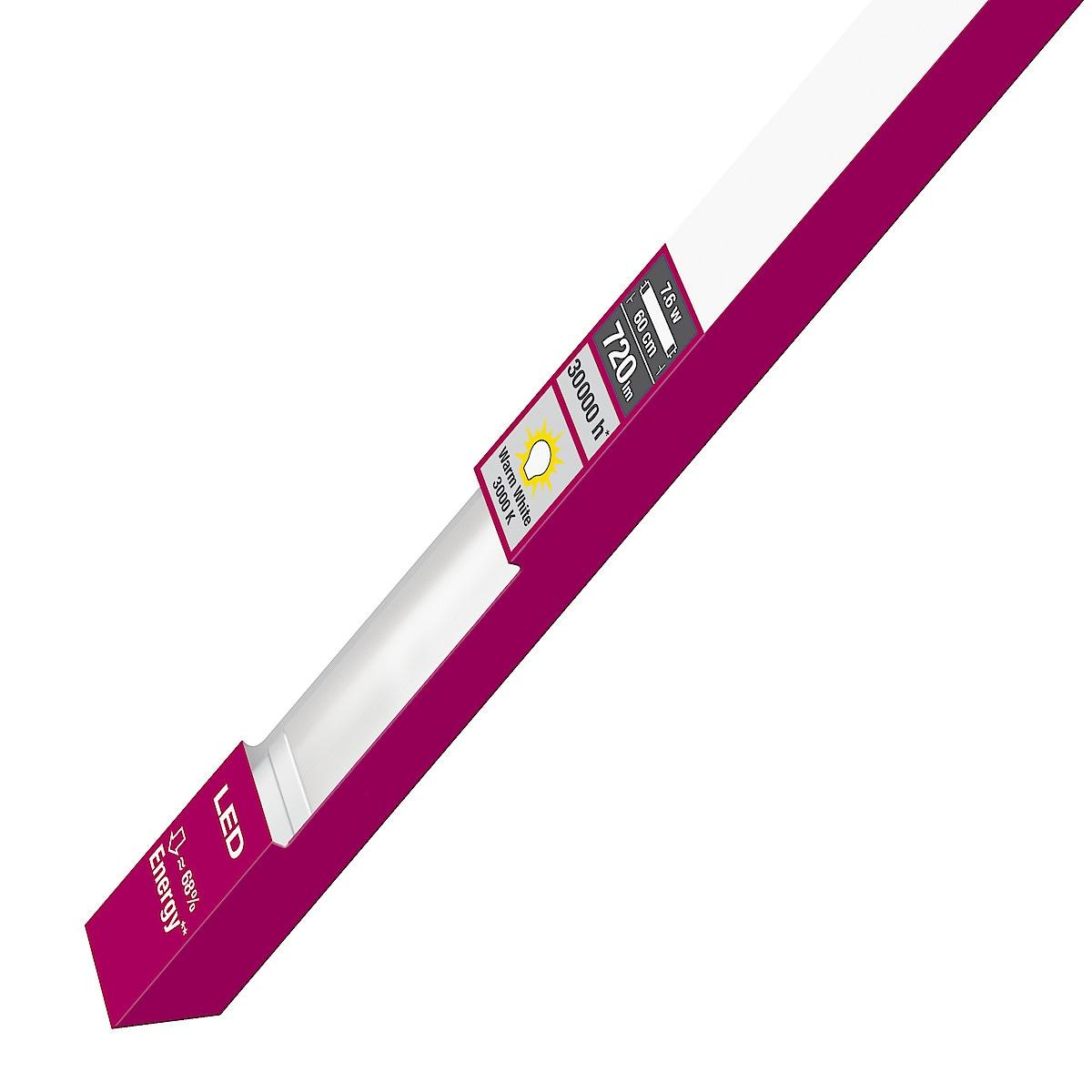 Osram SubstiTube T8 LED-lysrør 7,6 W 600 mm