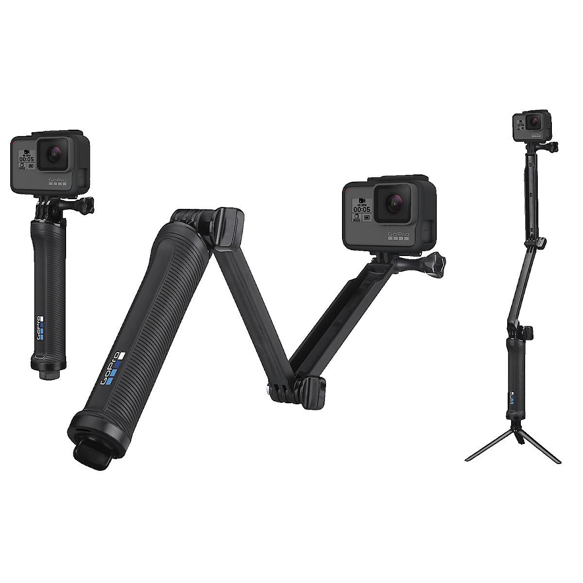 Handtag/stativ GoPro 3-Way