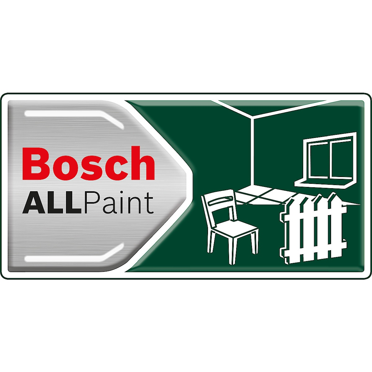 Bosch PFS 2000 malersprøyte