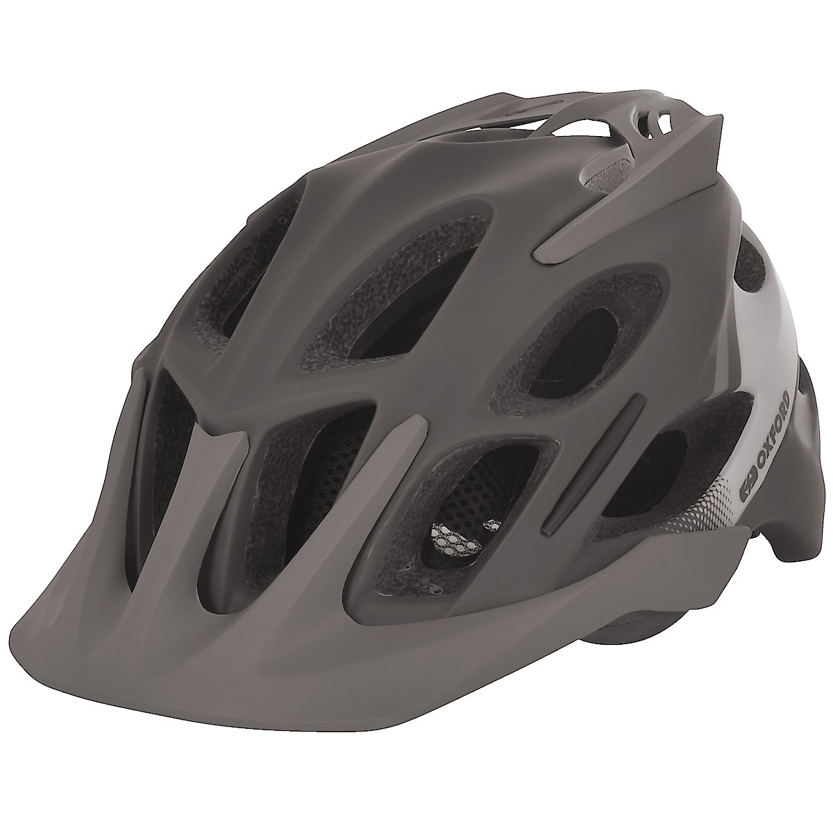 Pyöräilykypärä MTB Oxford Tucano Matt musta
