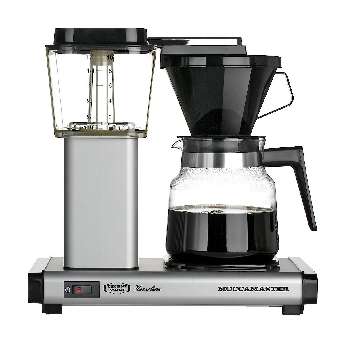 Moccamaster Basic H931 AO, kaffebryggare