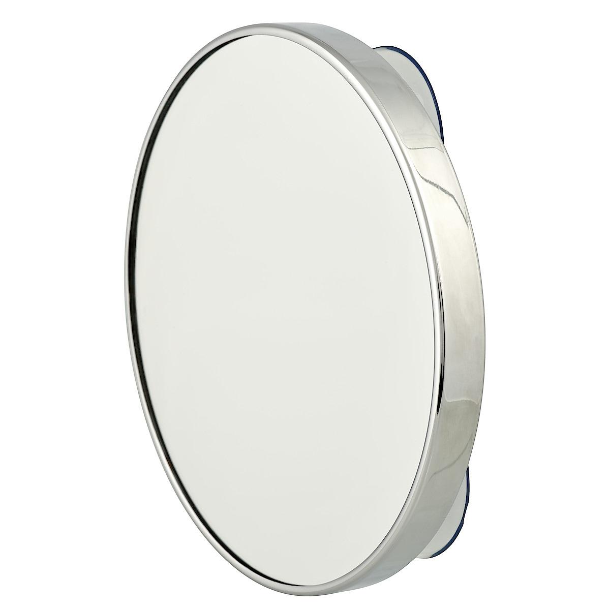 Spiegel mit Saugnäpfen