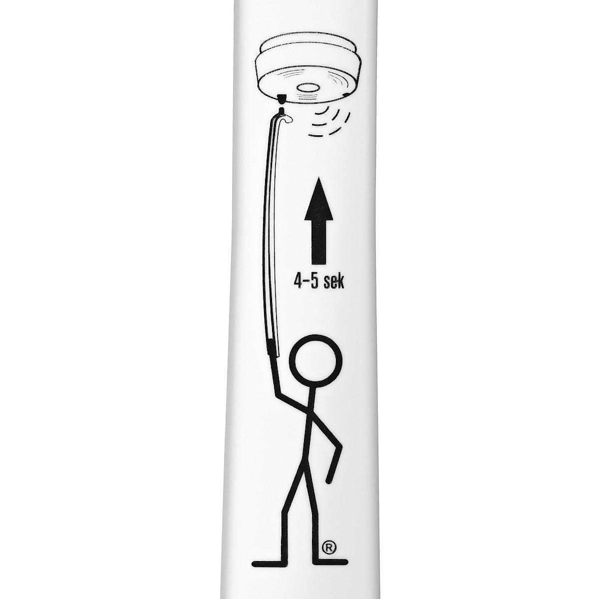Skohorn Testhornet