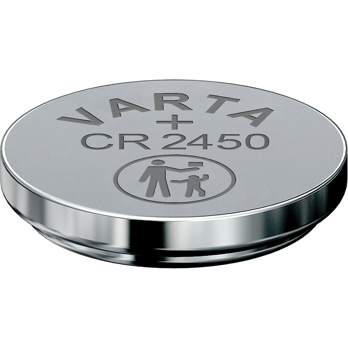 Litiumparisto CR2450 VARTA