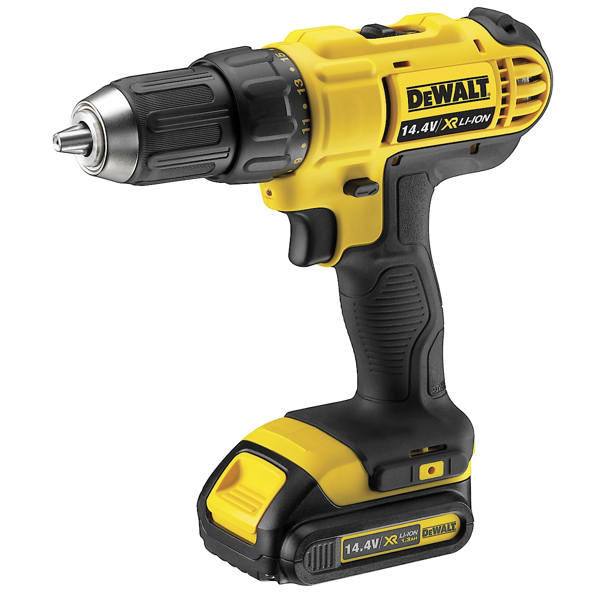 Dewalt DCD734C2-QW drill/skrutrekker