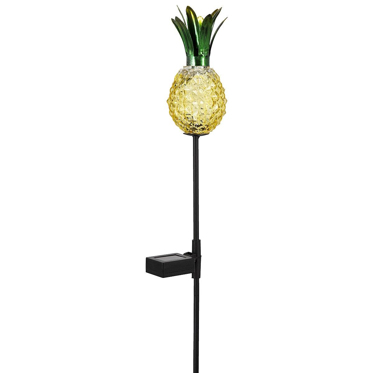 Solcellsbelysning Ananas