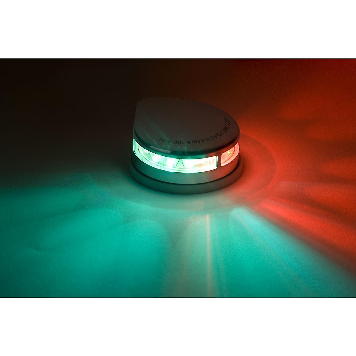 Bi-Colour LED Navigation Light