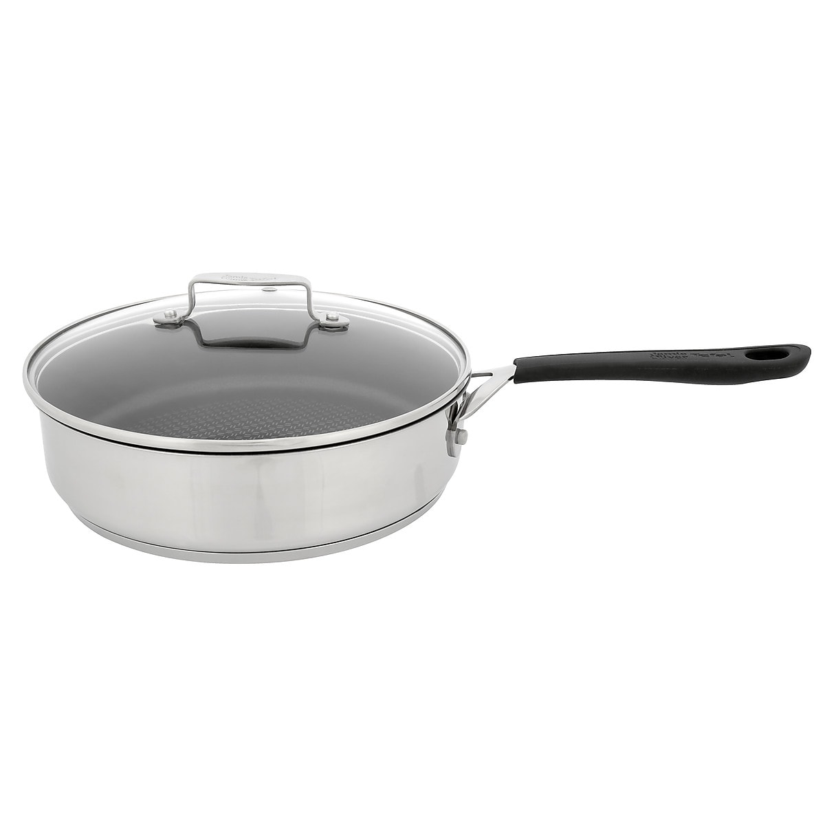 Jamie Oliver Everyday Stainless Steel 25 cm traktørpanne