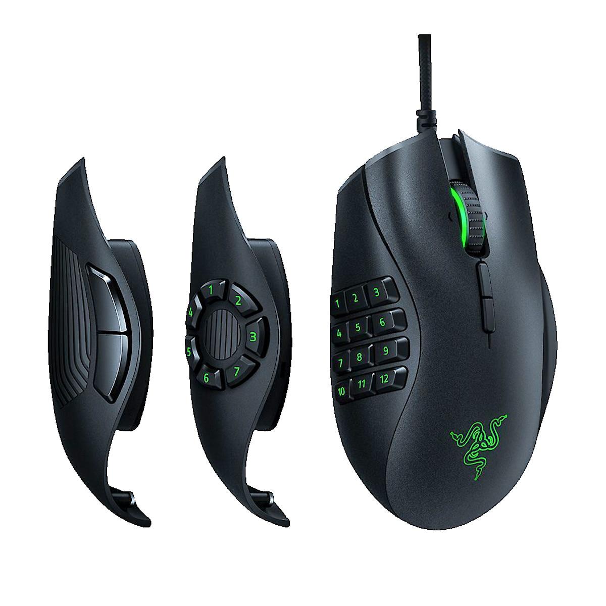 Gaming-mus Razer Naga Trinity