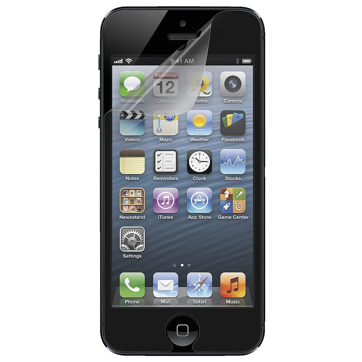 Displayskydd för  iPhone 5/5S/5C/SE, Belkin