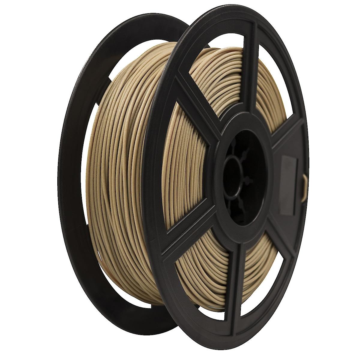 Filament PLA trä till 3D-skrivare Clas Ohlson