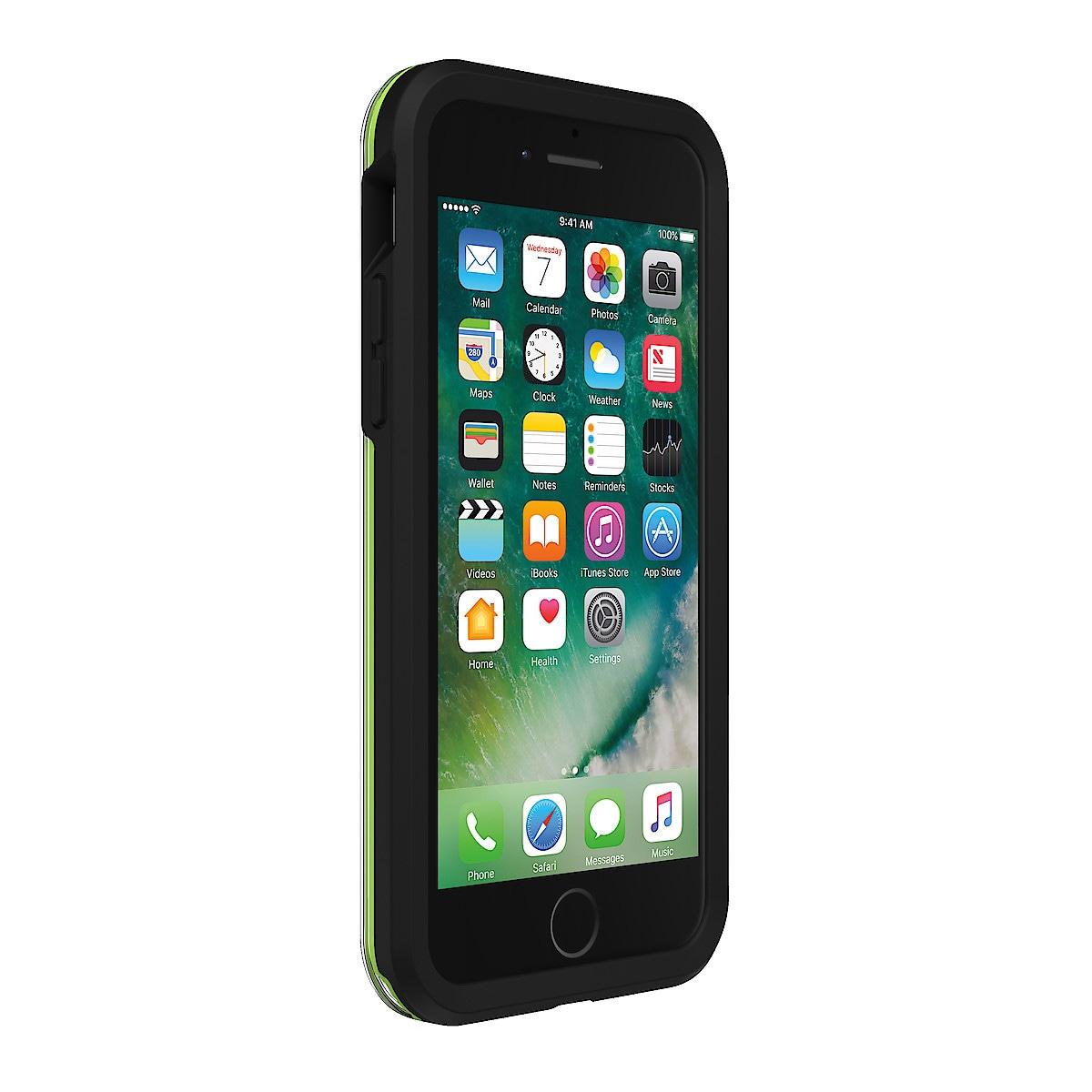 Kuori iPhone 8/SE 2020, Lifeproof SLAM
