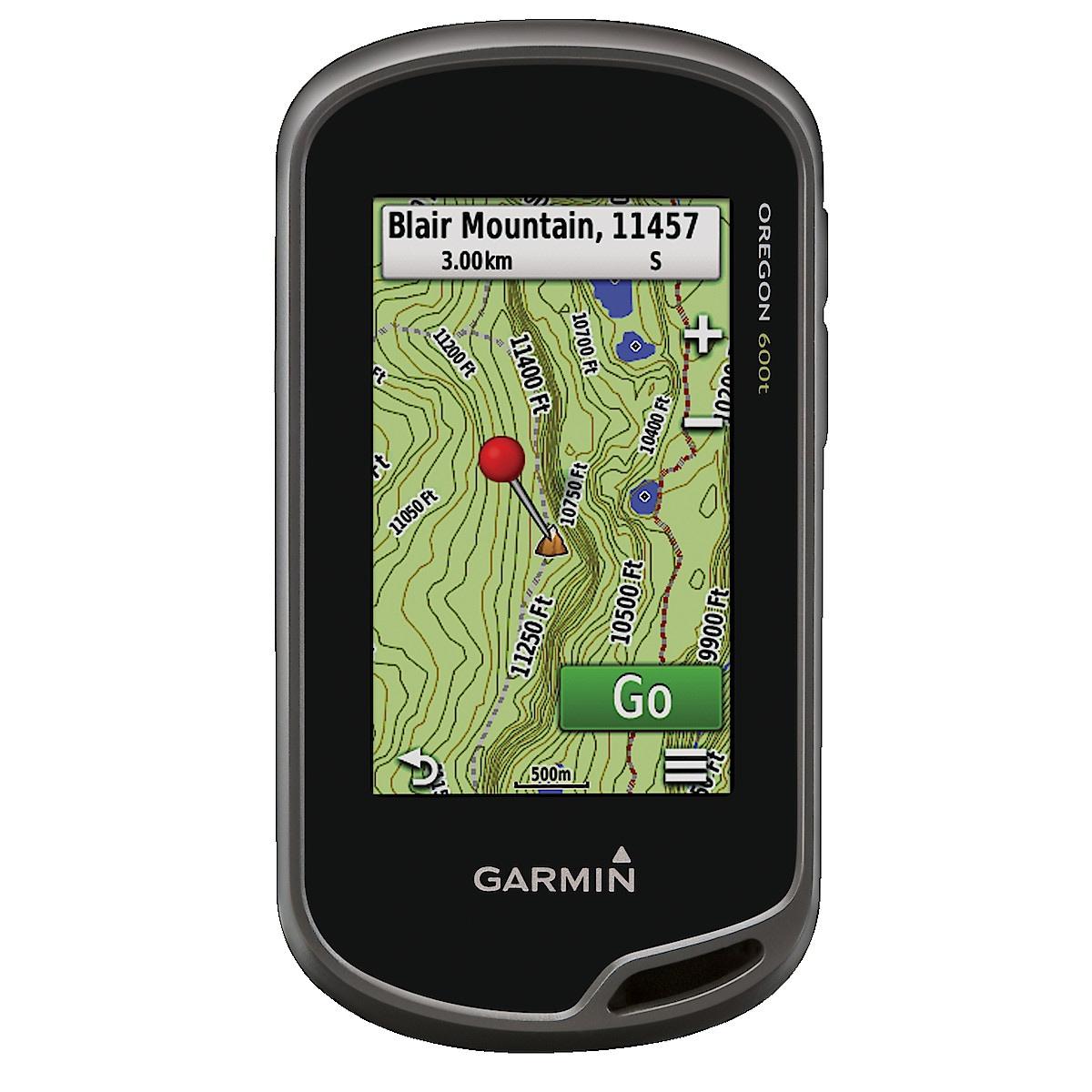 Garmin Oregon 600t GPS-mottaker