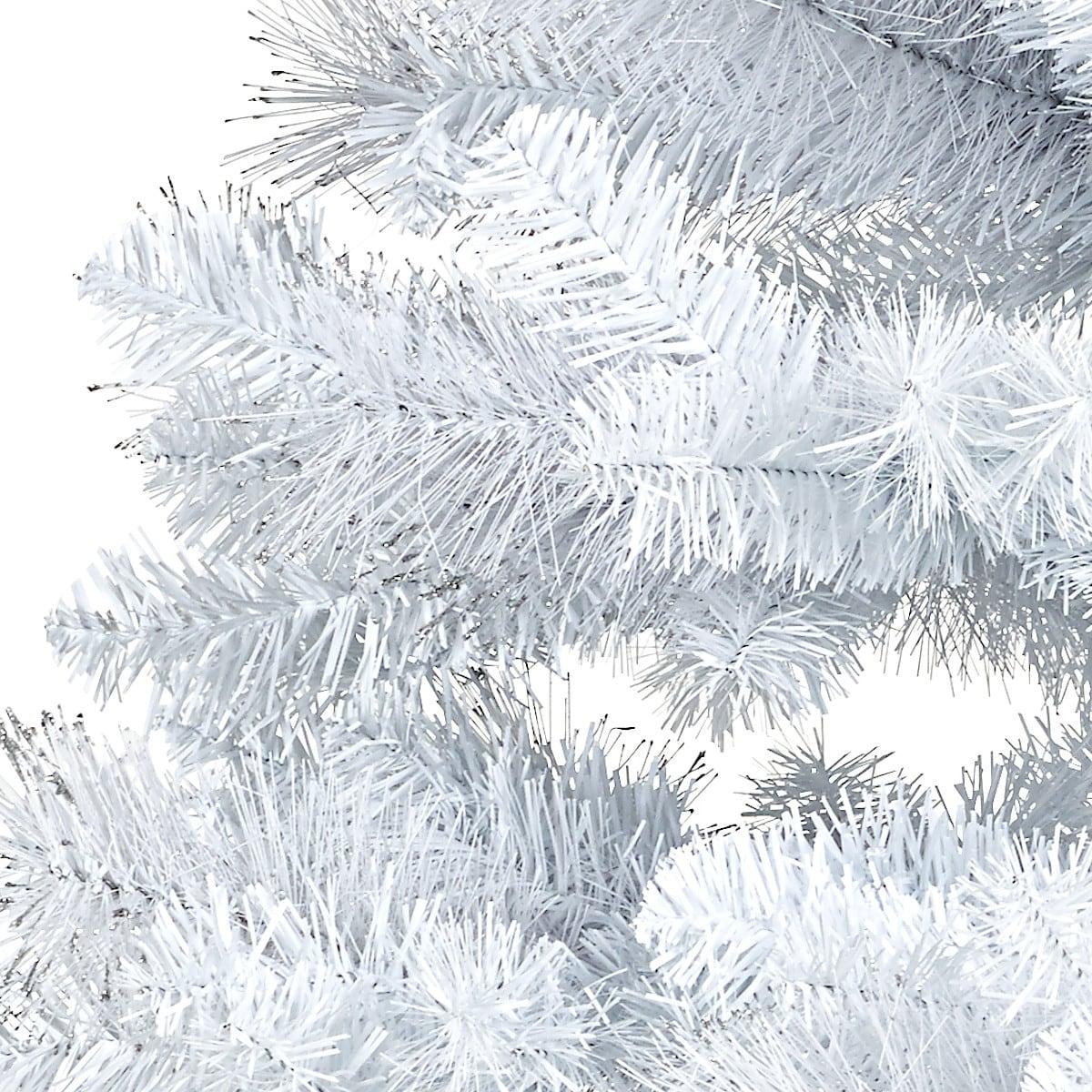 Juletre, hvit 180 cm