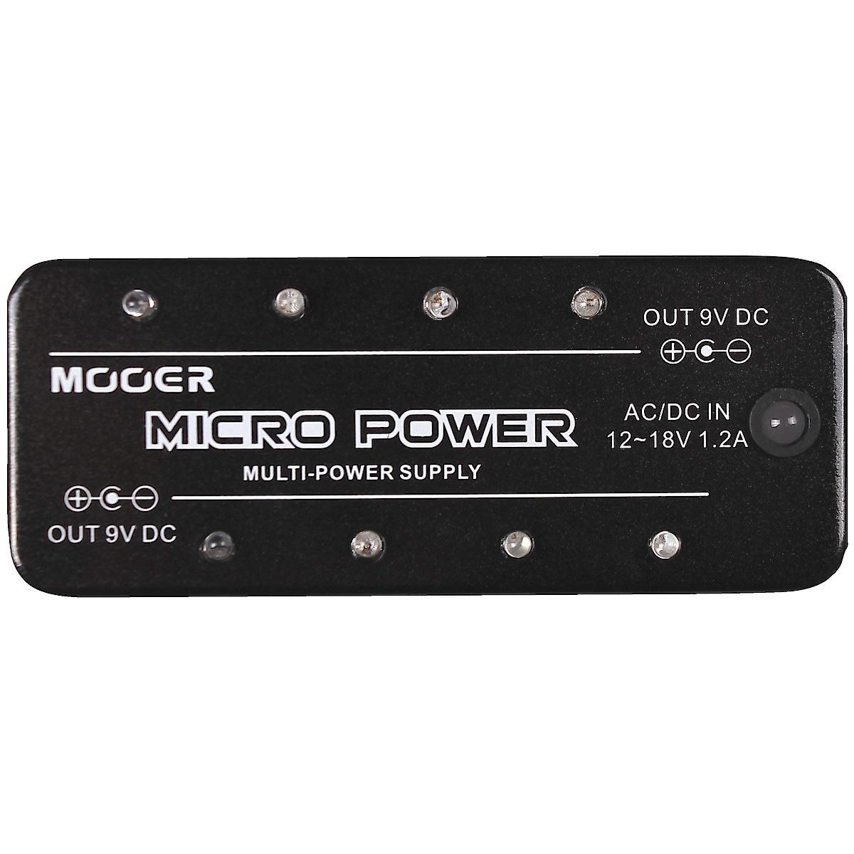 Muuntaja Mooer Micro Power