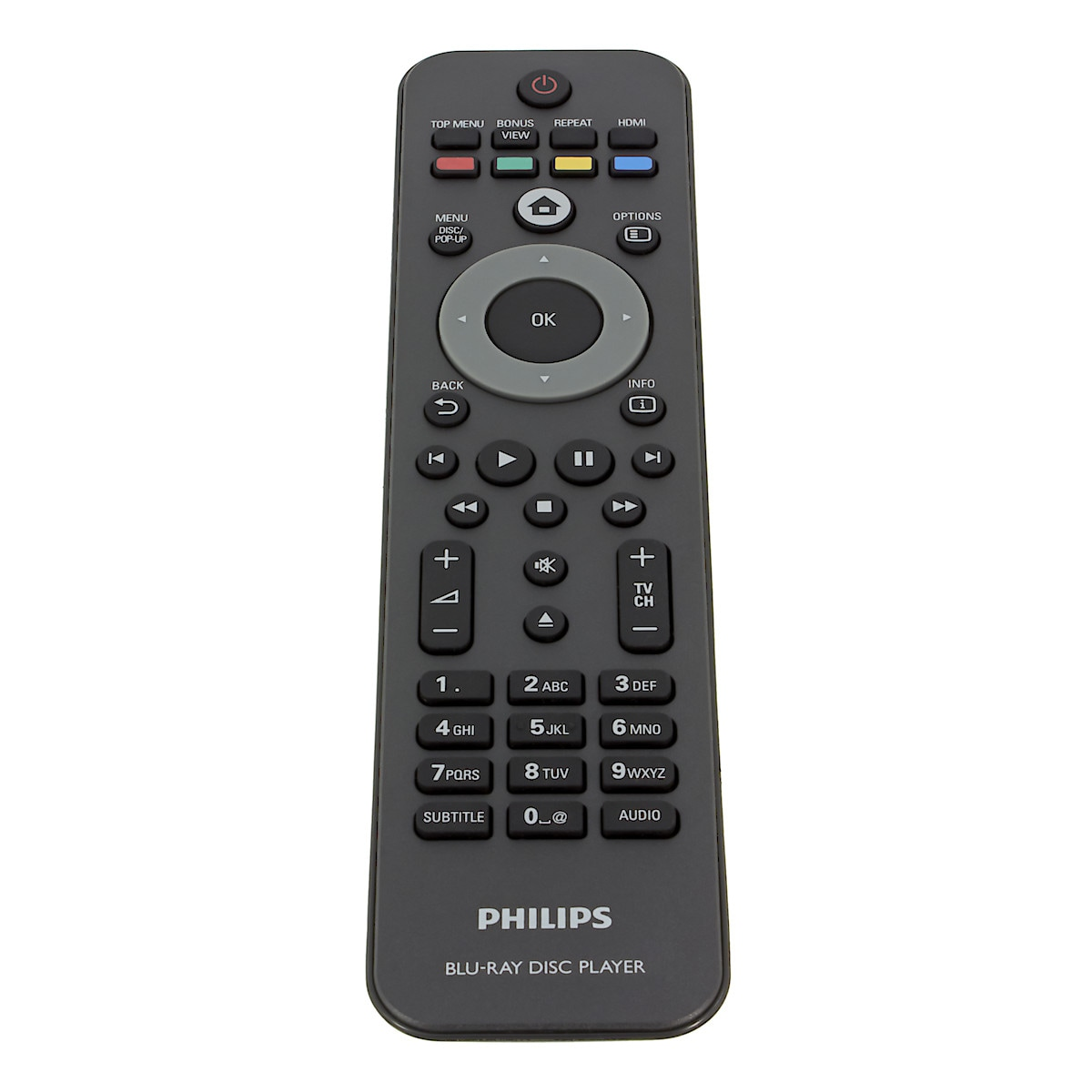 Philips BDP3000 fjernkontroll