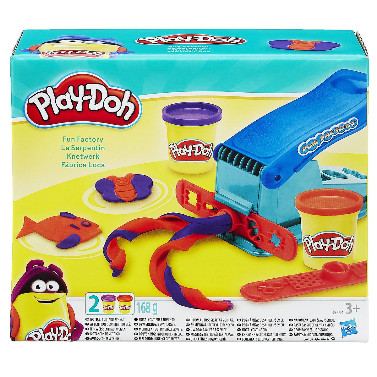 Leklera Play-Doh Fun Factory