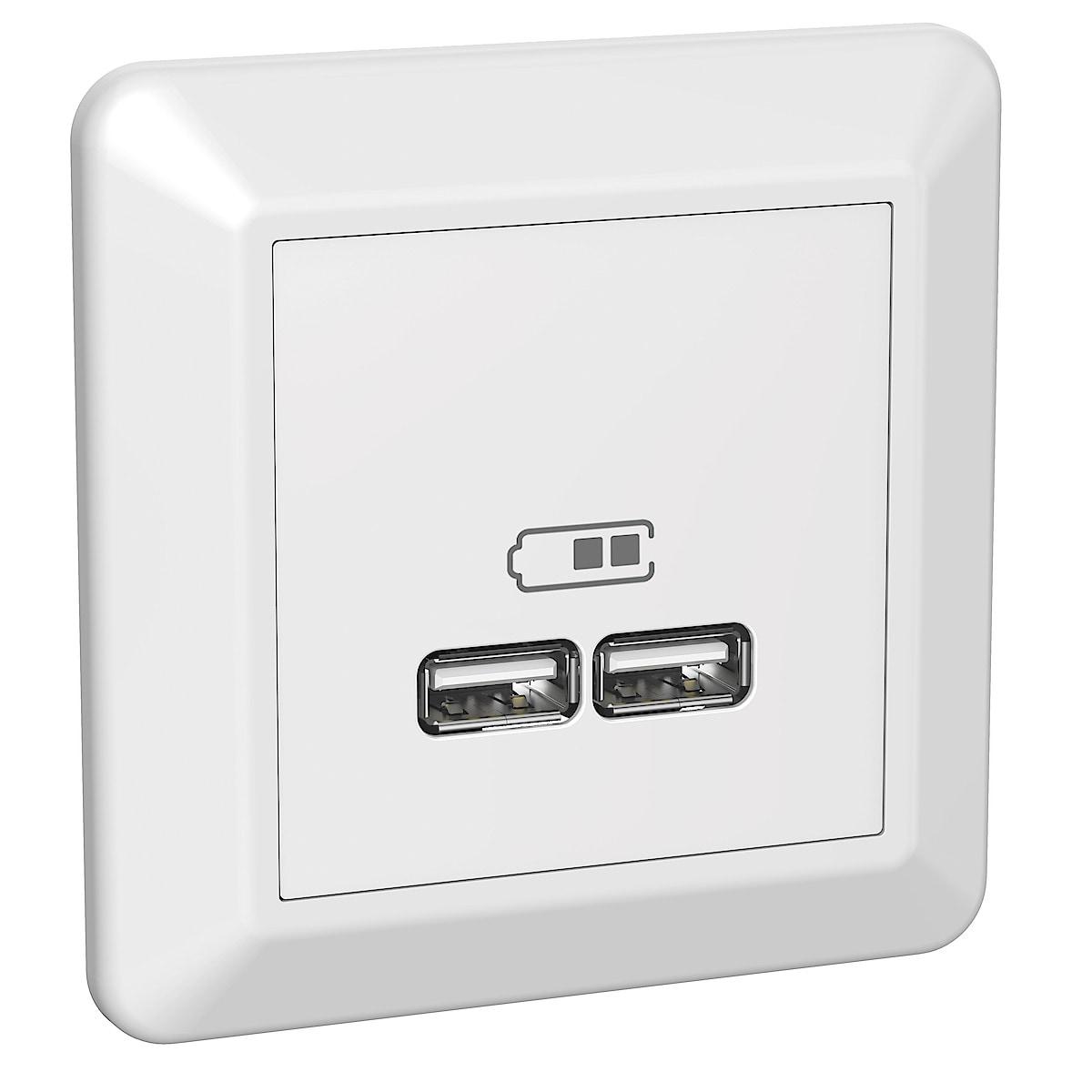 USB-ladduttag Elko RS
