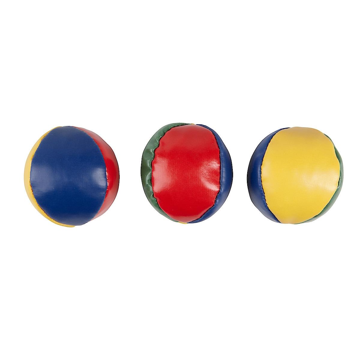 Sjonglørballer, 3-pack