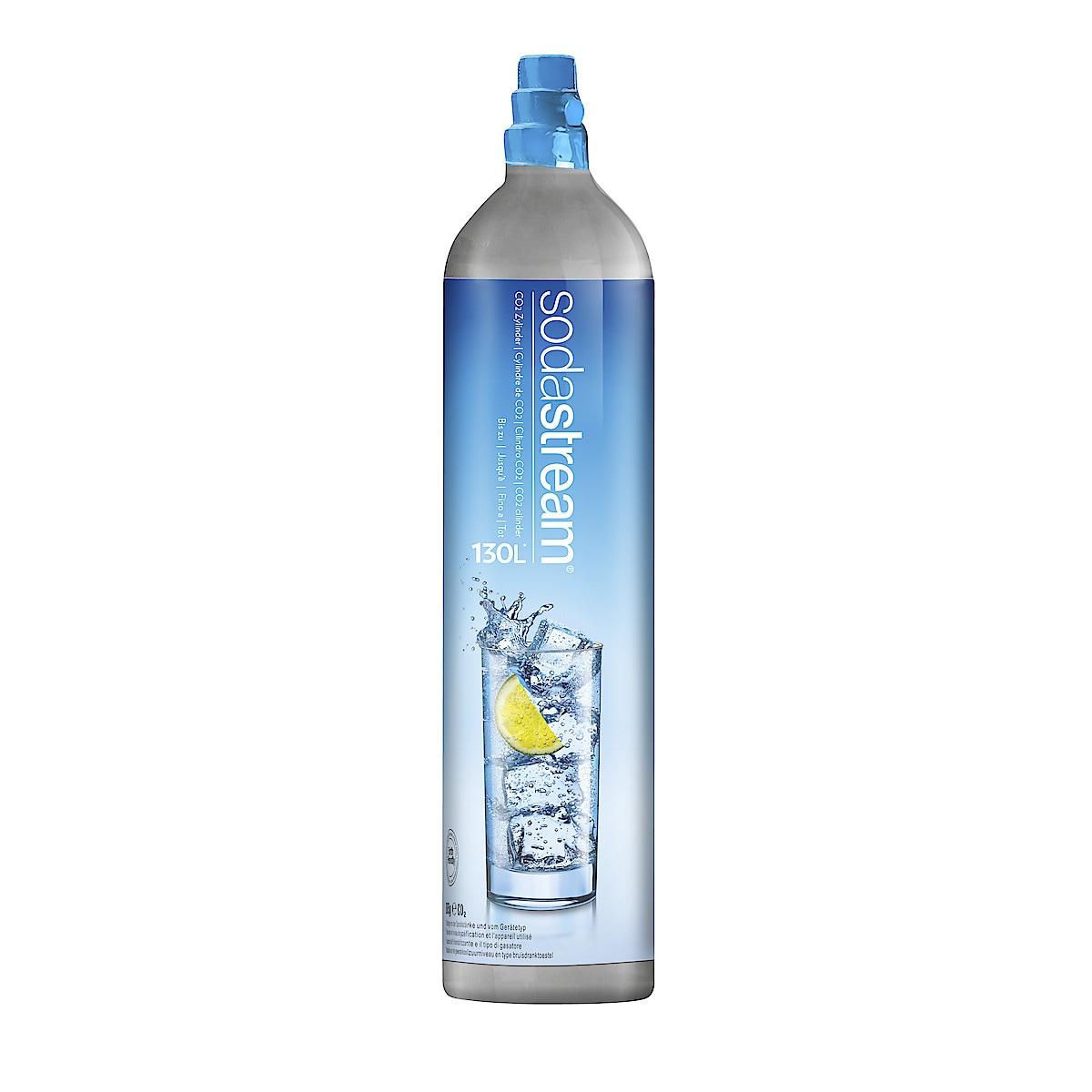 Hiilihappopatruuna SodaStream, 130 litraa