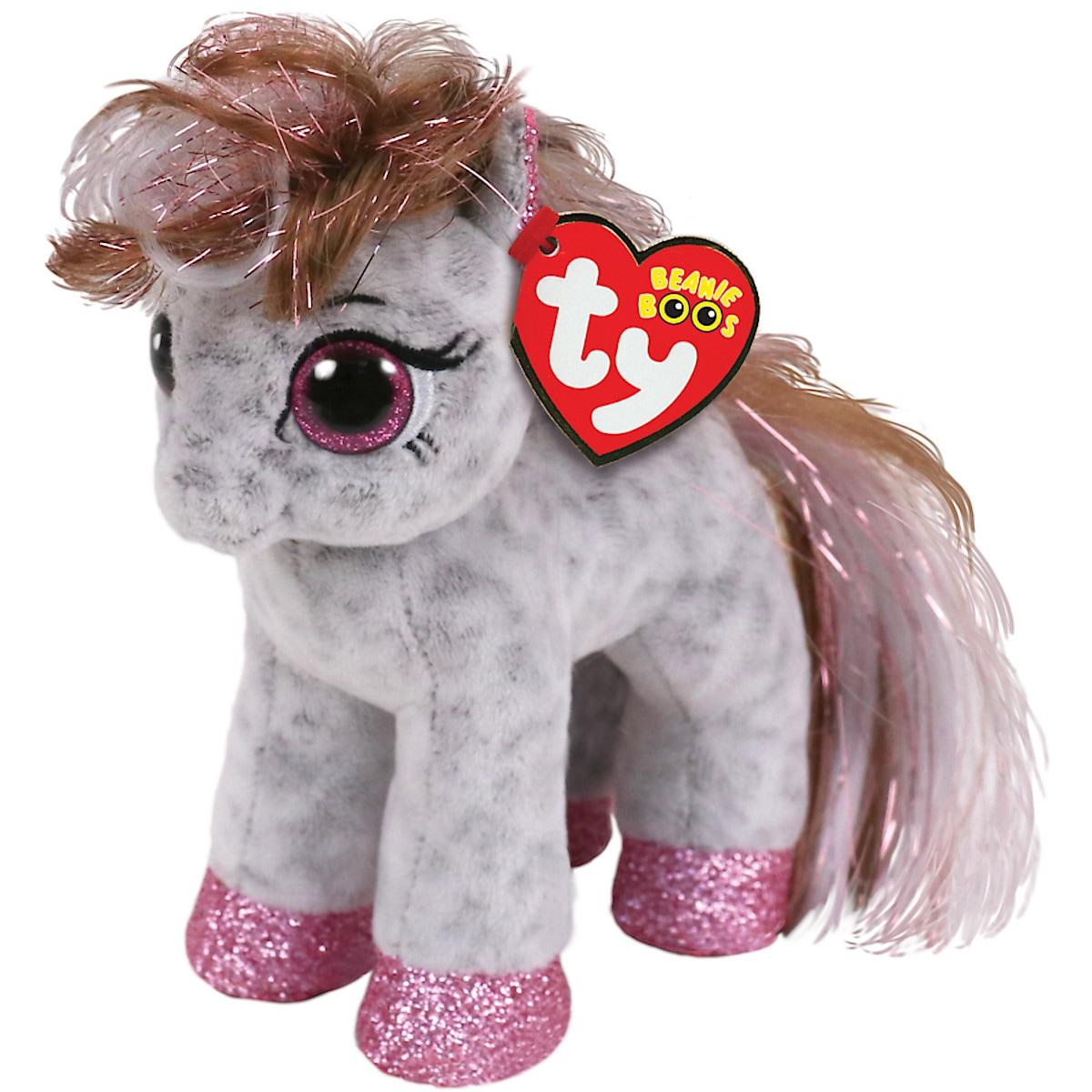 TY Beanie Boos ponnien Cinnamon kosedyr
