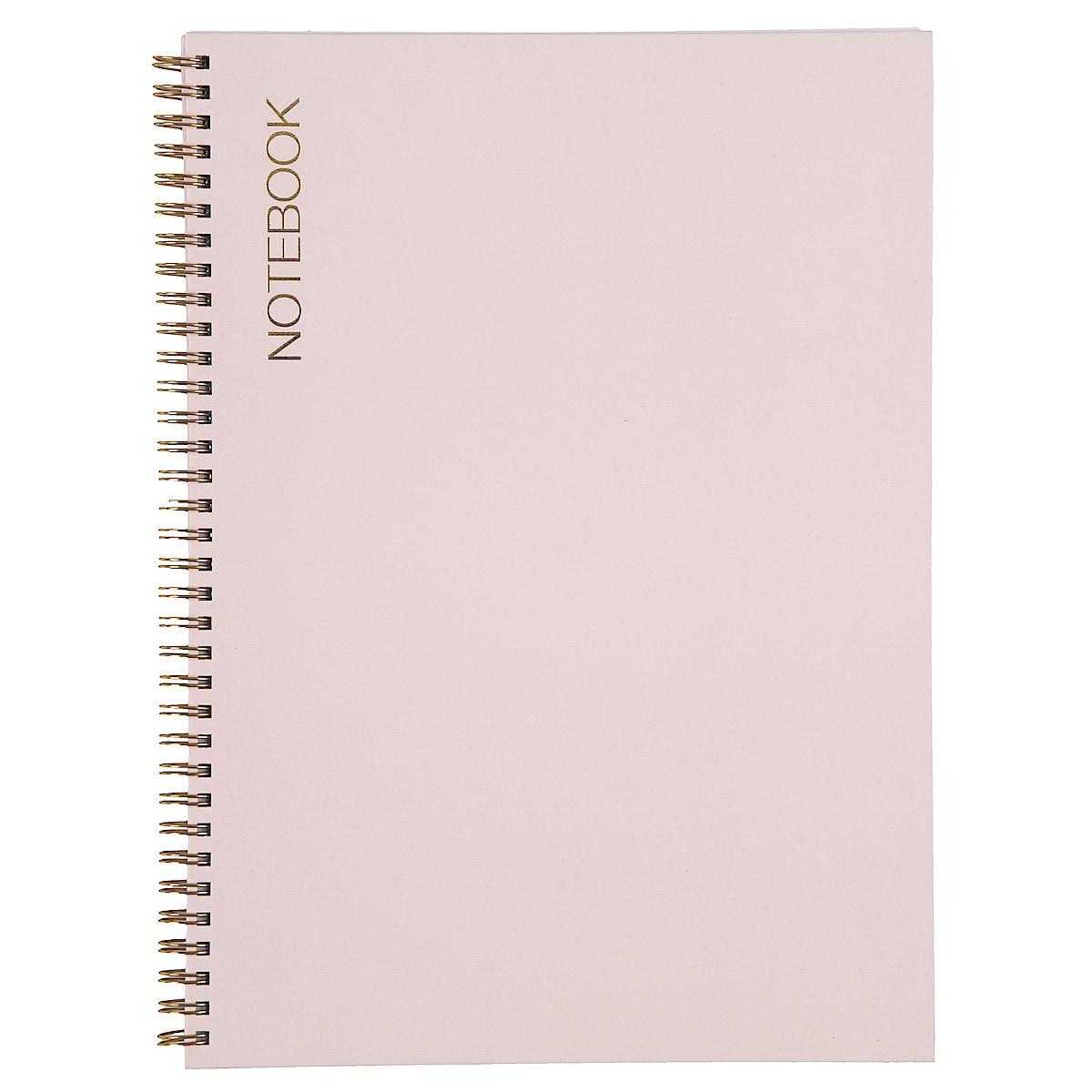 Anteckningsbok A4 linjerad