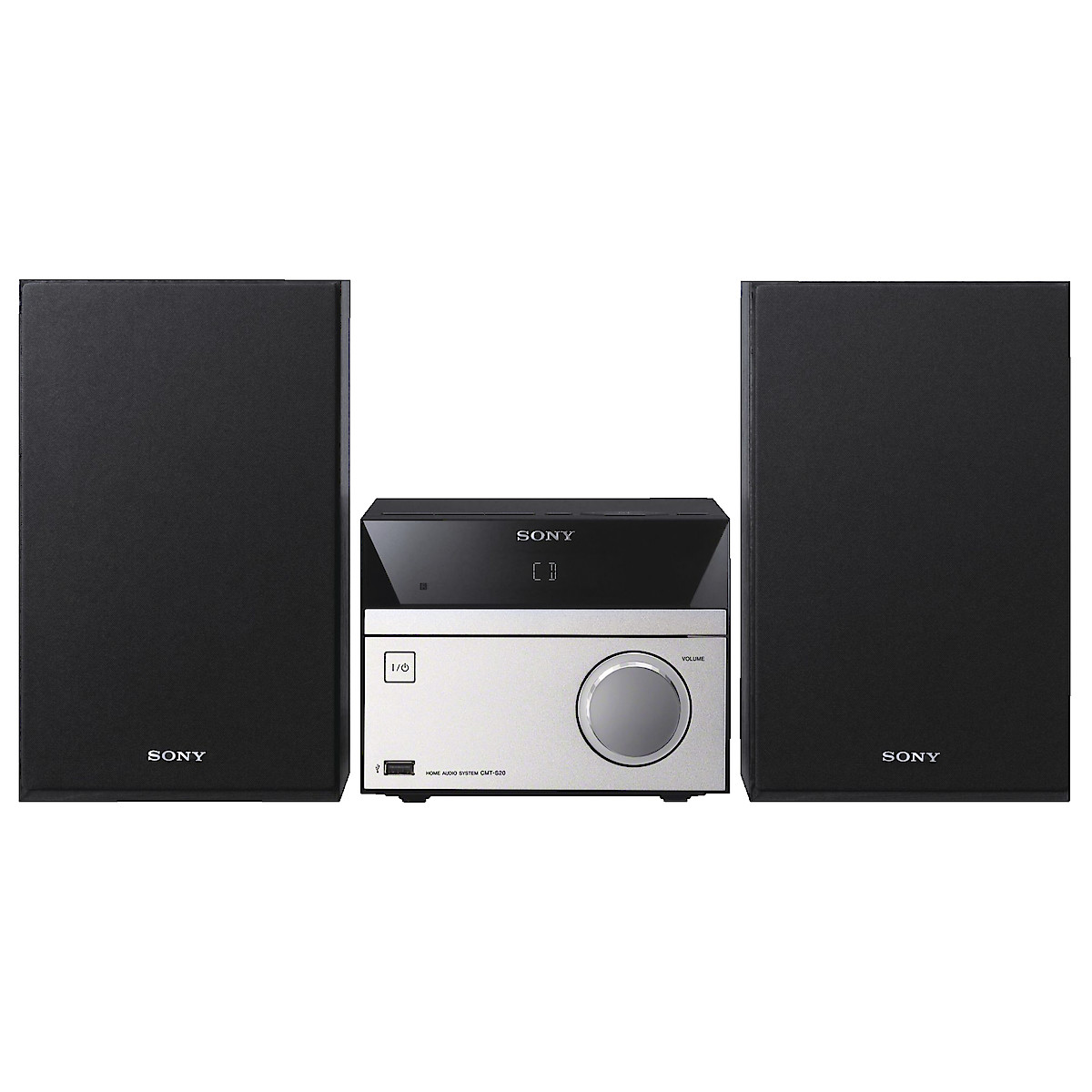 Sony CMTS 20B Stereo System with DAB