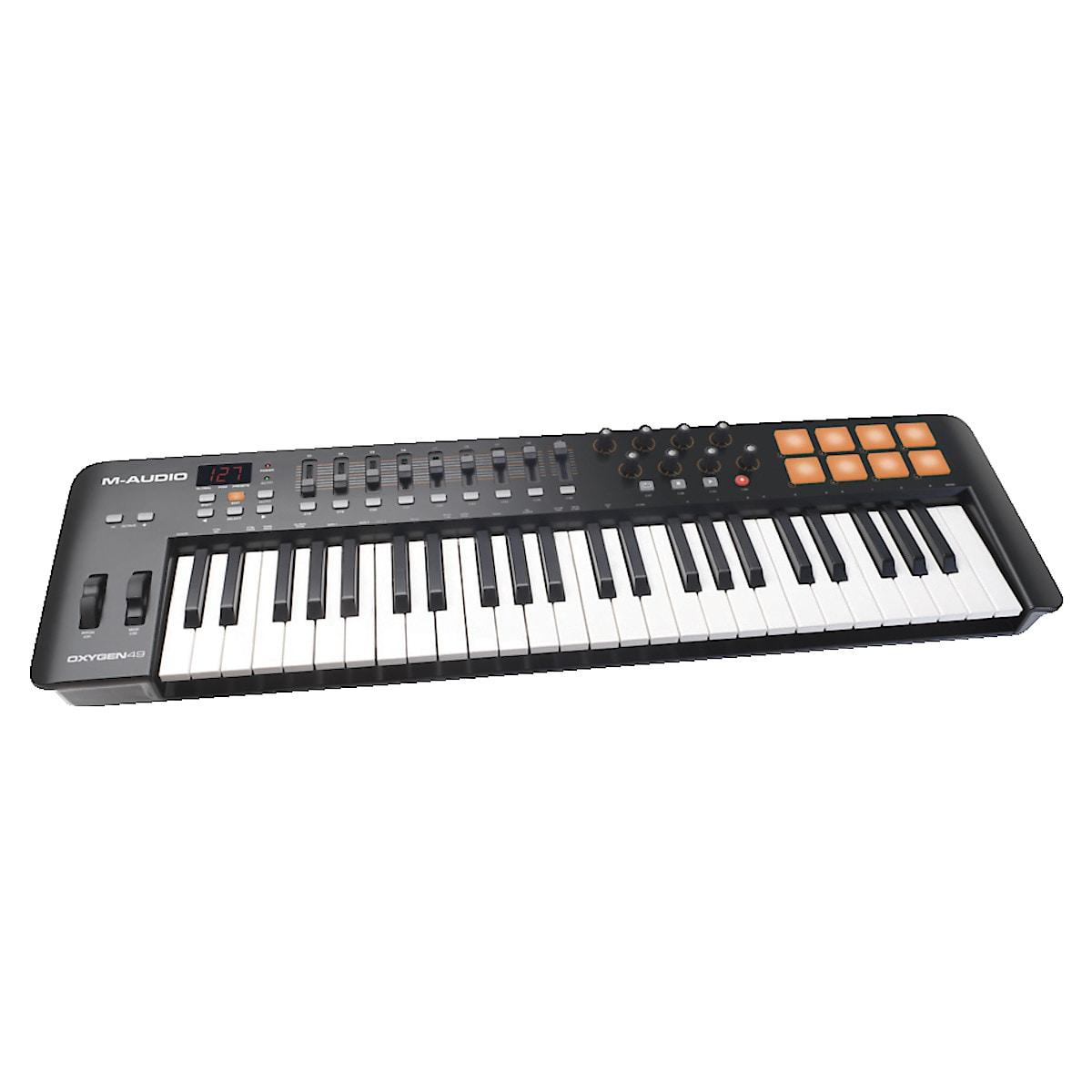 Klaviatur M-Audio Oxygen 49 (4th generation)