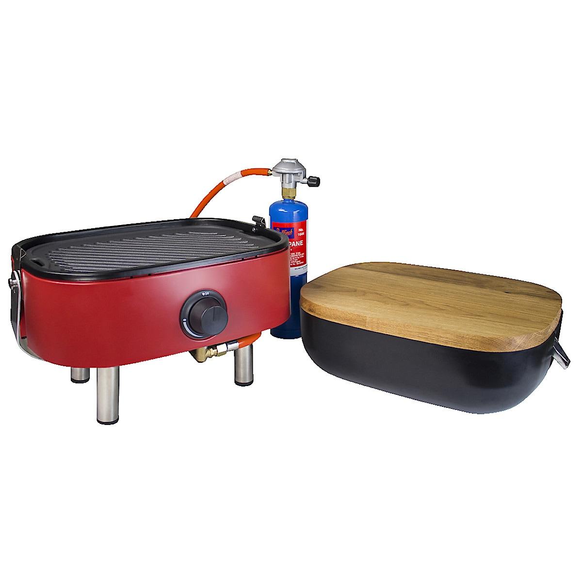 Sahara Mini-BBQ gassgrill