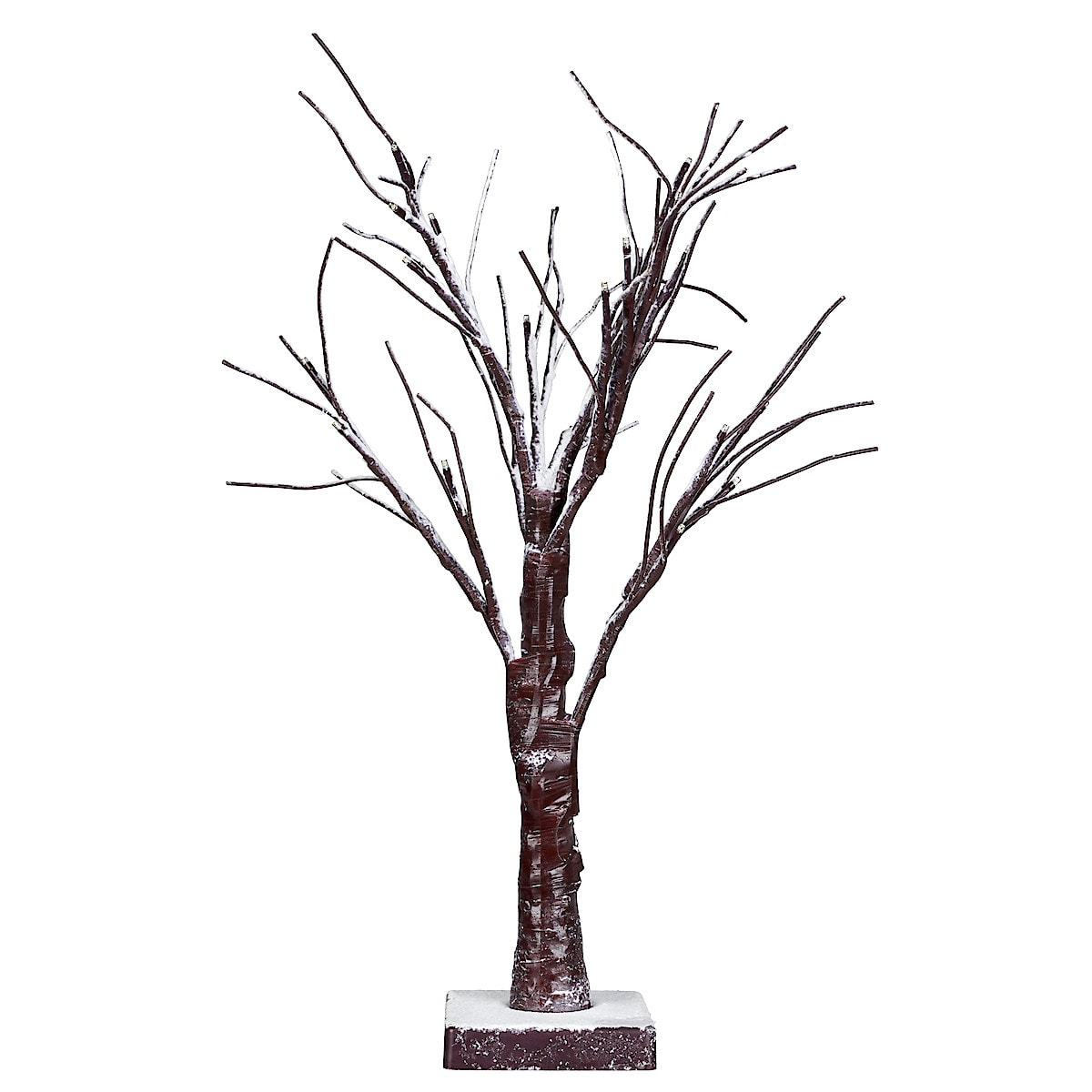 50 cm battery operated LED tree