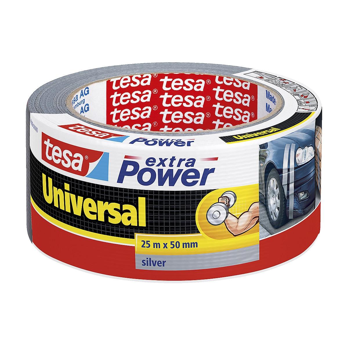 Vävtejp Tesa Extra Power Universal