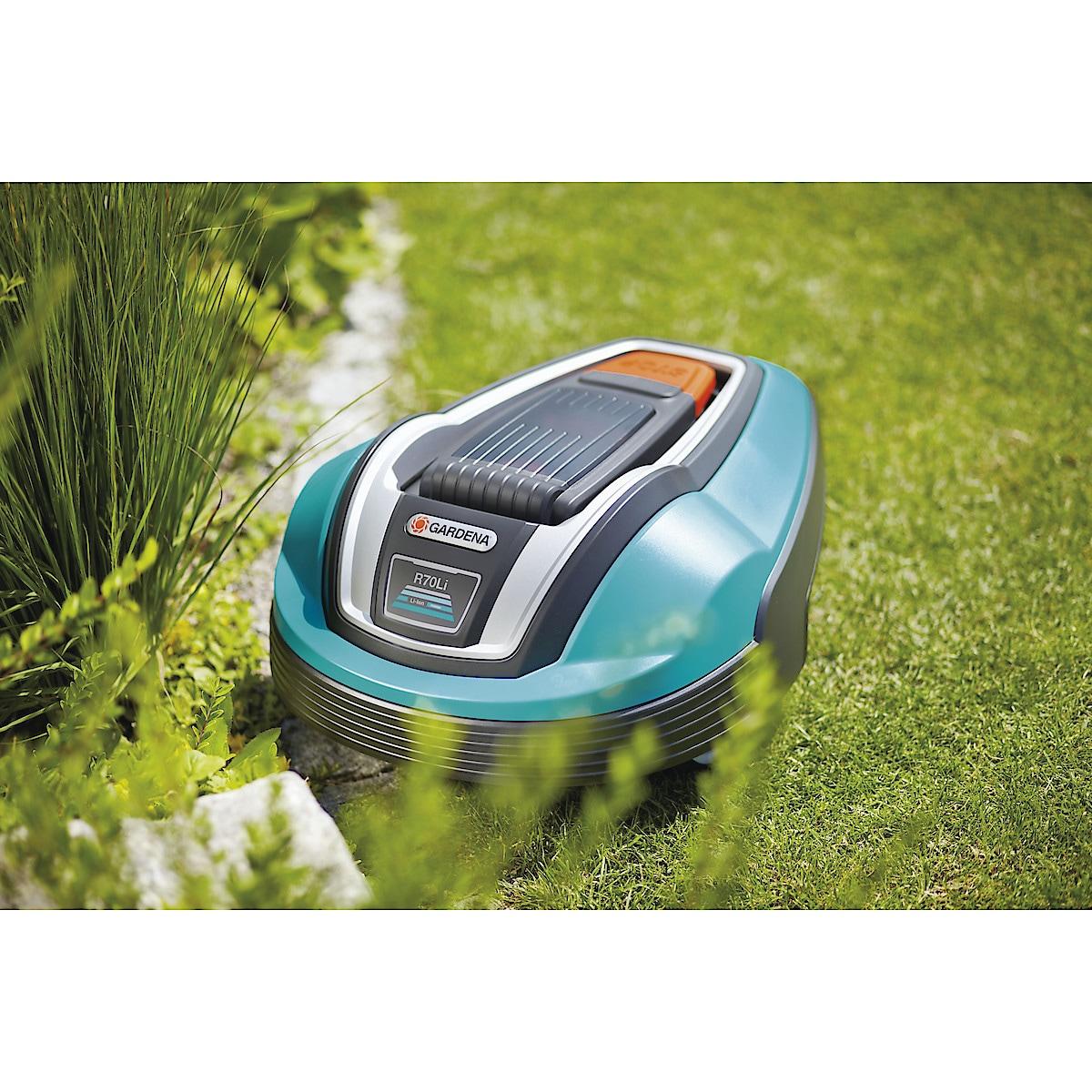 Robotgräsklippare Gardena R70Li
