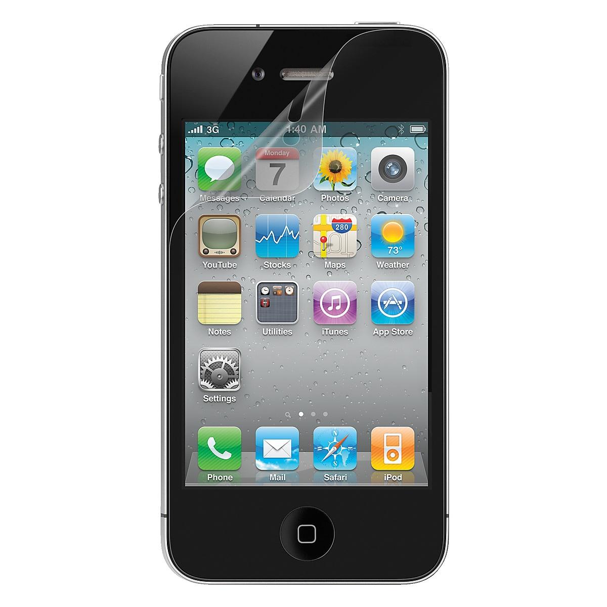 Displayskydd för  iPhone 4/4S Belkin