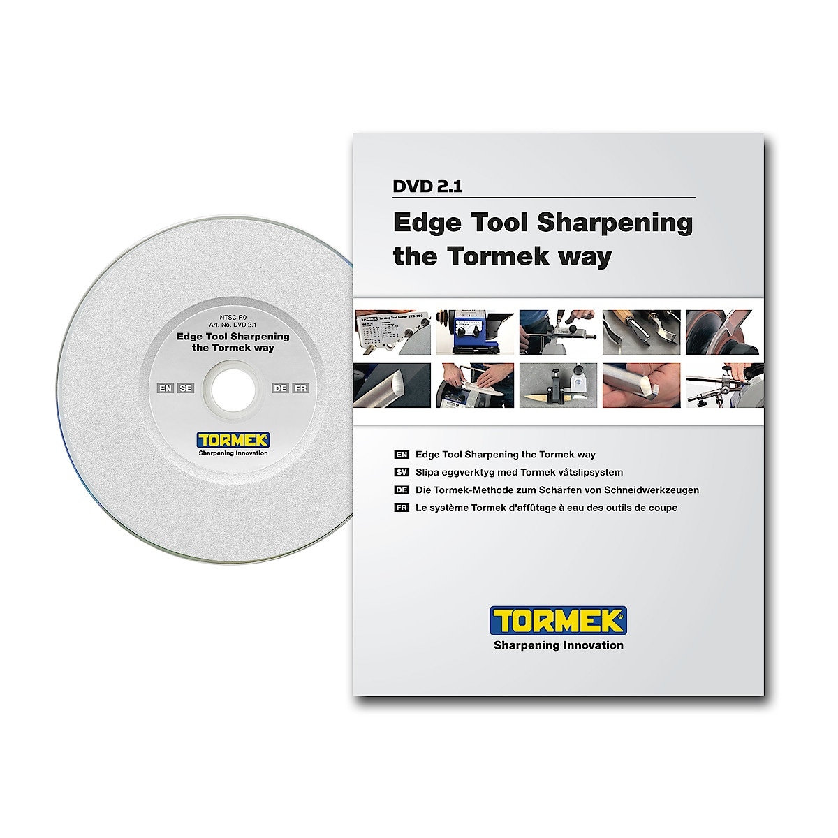 Instruktions DVD Tormek