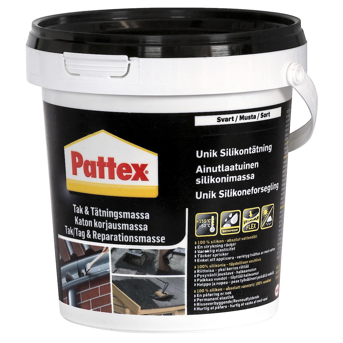 Tak- och tätningsmassa Pattex