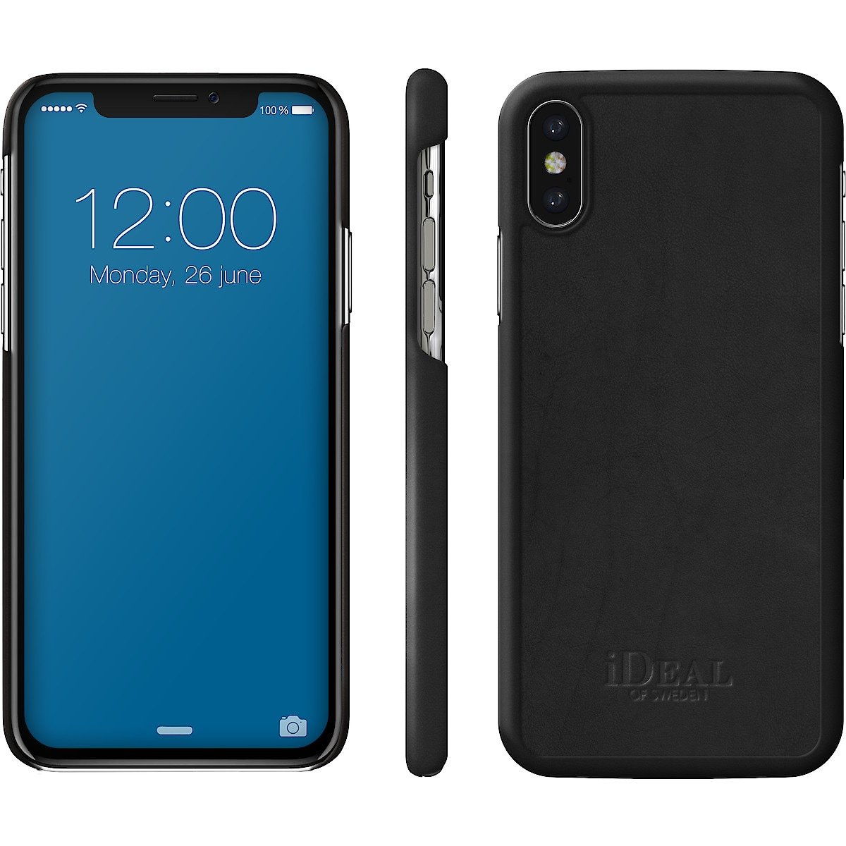 Kuori iPhone X/XS, iDeal of Sweden Como Case
