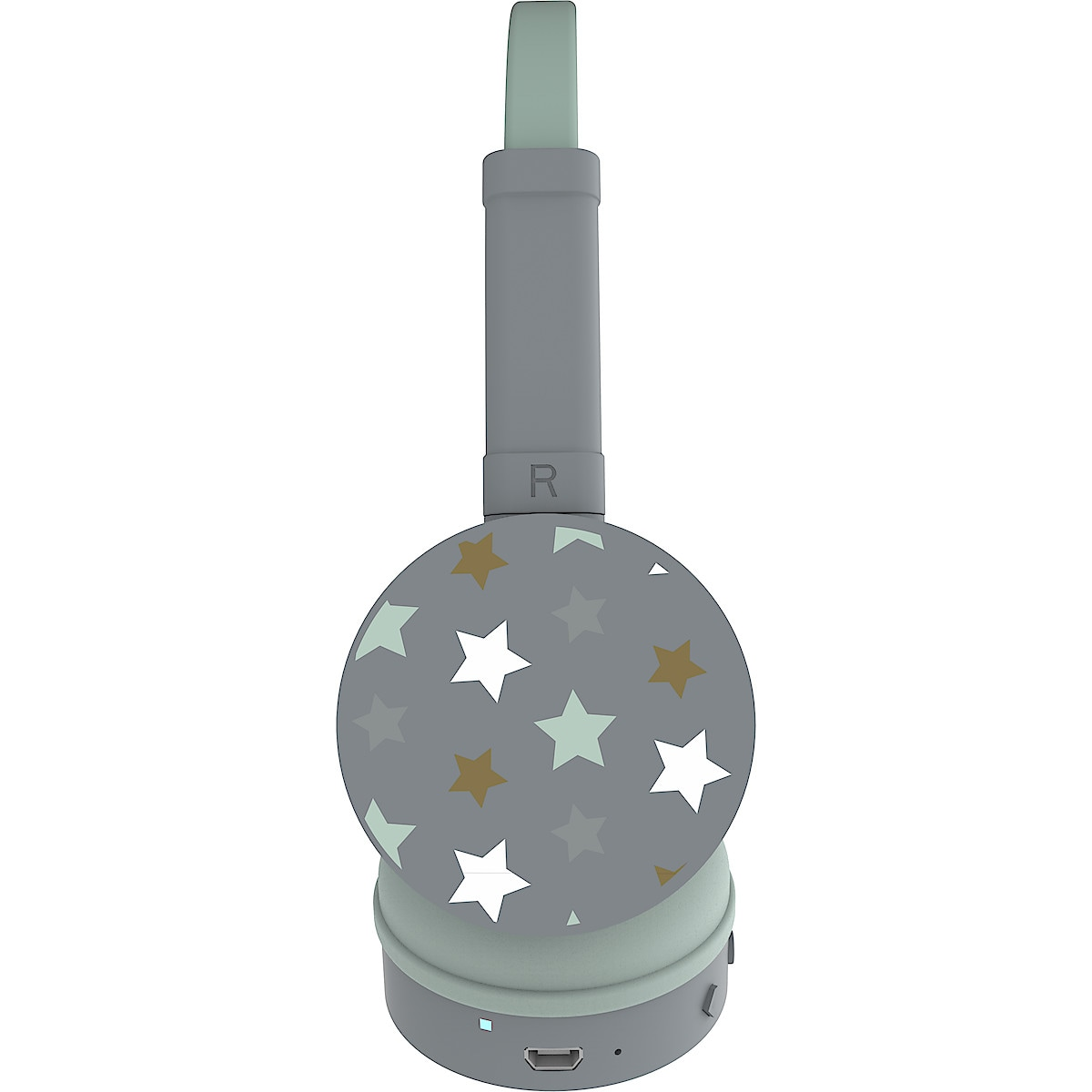 Langattomat lasten kuulokkeet, Exibel